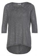 ONLCASA - Maglietta a manica lunga - dark grey melange