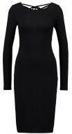 NMMANCE  - Vestito di maglina - black