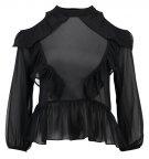 Glamorous Petite Camicetta black