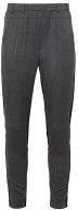 HEGA - Pantaloni - medium grey melange