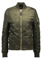 Alpha Industries Giubbotto Bomber dark green