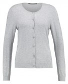 ONLBELLA - Cardigan - light grey melange