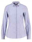 Camicia - dunkelblau/weiß
