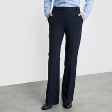 Pantaloni bootcut policotone