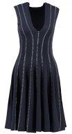 Vestito di maglina - utility blue