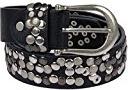 Kossberg - Cintura da donna in pelle con rivetti 51182
