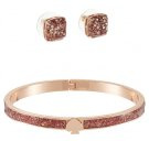 SET - Bracciale - rose gold-coloured