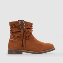 Boots con frange Baili