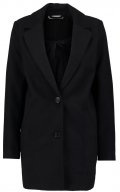 Noisy May NMCOLORING Cappotto classico black