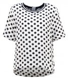 VERSY - T-shirt con stampa - les blancs