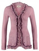 LUPINE - Cardigan - washed lilac