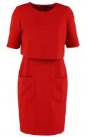 Vestito elegante - red