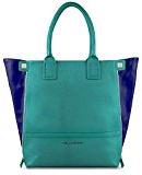 Piquadro shopping bag verticale BD3088S72 Smeraldo