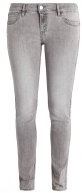 L8 LOW SUPER SKINNY - Jeans slim fit - silver lining