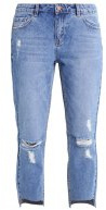 Jeans baggy - mid blue