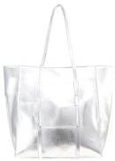 Shopping bag - pewter