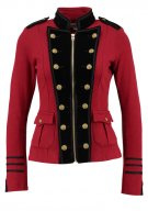 Blazer - holiday red