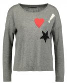 ONLKENJI - Maglione - medium grey melange
