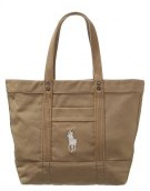Shopping bag - khaki