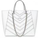NIKKI - Shopping bag - white