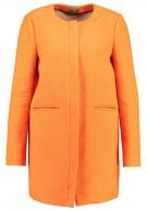 Cappotto corto - orange