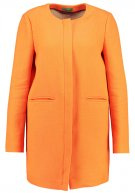Benetton Cappotto corto orange