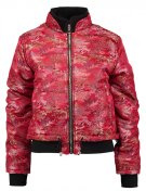 Topshop Giubbotto Bomber red