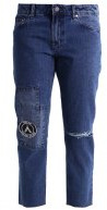 AKI - Jeans baggy - peel blue