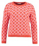 Maglione - rot/pink