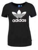 adidas Originals Tshirt con stampa black