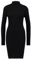 PCHENRY - Vestito di maglia - black