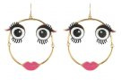 MONSTER HOOPS - Orecchini - multi