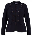 Anna Field Curvy Blazer dark blue