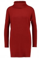 SIAN - Vestito di maglia - red