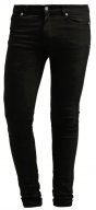 HIM SPRAY - Jeans slim fit - spray black