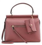 DAMILLE - Borsa a mano - pink synthetic