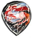 BARASSE - Foulard - multi-colour