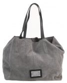 Shopping bag - grey