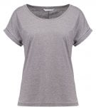 ONLTRULY  - T-shirt basic - light grey melange