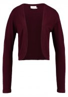 ASTRID - Cardigan - deep wine