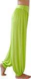 Hoerev super soft nylon spandex pantaloni harem yoga / pilates