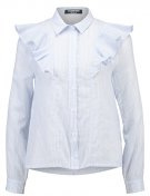 Fashion Union MAVIS Camicia blue