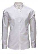JJPRANDREW SLIM FIT - Camicia - optical white