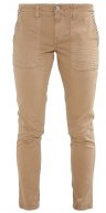 BERTA FATIGUE - Pantaloni - egyptian sand