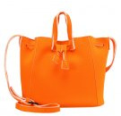 Benetton Borsa a tracolla neon orange