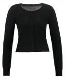 SEEMA - Cardigan - black