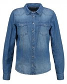 ONLALWAYSROCK - Camicia - dark blue denim
