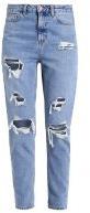 MOM SAMBUCA - Jeans baggy - dark blue