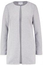 Vila VINAJA NEW LONG Cappotto corto light grey melange