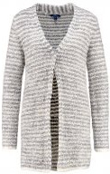 Cardigan - light silver melange